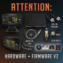 Multi Gauge Hardware & Firmware v2.0