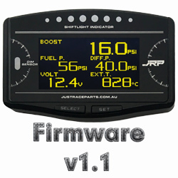 Multi Gauge Firmware v1.1