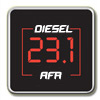 Diesel Wideband Air Fuel Ratio Support 10-40 AFR