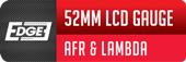 JRP Edge 52mm LCD AFR Gauge