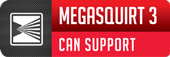 Megasquirt 3 MS3 CAN Wideband Controller