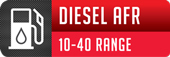 Diesel Wideband AFR's Supporting 10 to 40