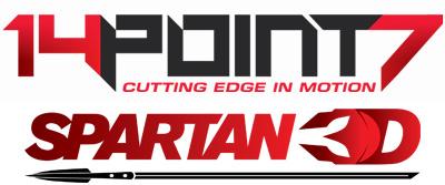 14point7 Spartan 3D Lite Diesel Wideband Controller Logo