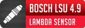 Bosch 4.9 02 Wideband Sensor Included